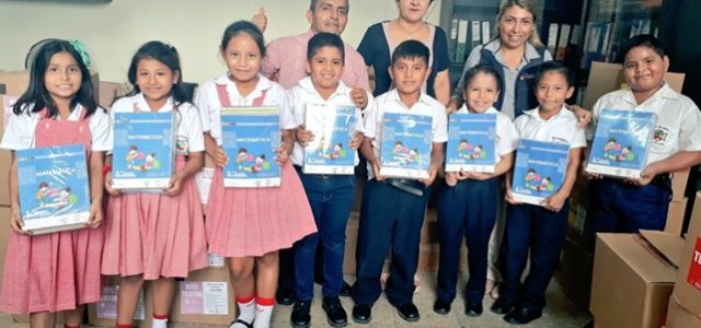 En Machala entregan recursos educativos